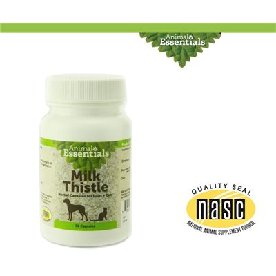 Animal Essentials - Milk Thistle 乳薊護肝寶 30粒