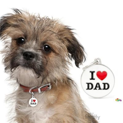 My Family - Charms I Love Dad (CH17LOVEDAD)